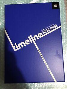 SUPER JUNIOR Vol. 9 Special Ver. (Time Line) CD
