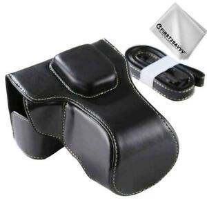 PU-Leder Kameratasche Tasche fur Fuji Fujifilm X-T30 16-50mm 18-55mm Lens
