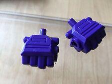 Transformers G1 Parts 1985 MENASOR fists fist set pair motormaster classic