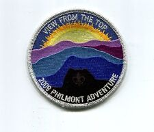 PATCH FROM PHILMONT- 2009  ADVENTURE