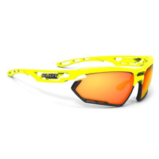 Occhiali Rudy Project Fotonyk Multilaser Yellow Fluo Ciclismo SP454076-0000