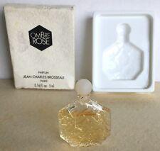 Miniature de parfum Ombre rose de Jean Charles Brosseau (P) 5ml 3/4 plein + boit