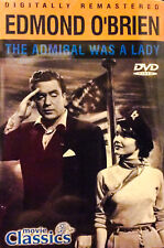 The Admiral Was a Lady (DVD, 2004) NEW SEALED ~ FREE SHIPPING