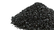 HIGH QUALITY AQUARIUM BLACK GRAVEL SUBSTRATE, NATURAL STONE FISH TANK (2-5mm)