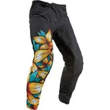 Pantalones de motocross negros Thor