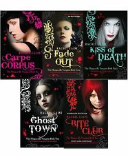 The Morganville Vampires Collection 5 Books Set Rachel Caine Series 2 Ghost Town