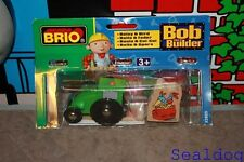 Brio Bob the Builder Roley and Bird New In Box!!