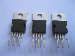 5 Pcs Audio Amplifier IC chips D2030A IC's