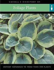 Foliage Gardens (Cassell's Garden Directories),Bird, Richard,Excellent Book mon0