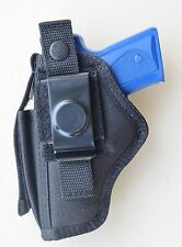 Black Holster for SCCY CPX1 & CPX2 Pistol without Underbarrel Laser Sight