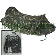 New Pop-up Bed Net Woodland Camo