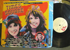Times Square OST 2 LP The Cure Ramones Roxy Music '80 xtc talking heads lou reed