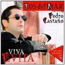 ~ The MACARENA SONG ~ Viva Evita ~ by LOS DEL MAR (Cassette, 1996) Dance  VG