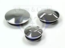 Abdeckungen Achse/Schwinge - Suzuki VS 1400 Intruder - Alu poliert