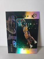 1999 Upper Deck SPx Kobe Bryant Los Angeles Lakers 1999 2000