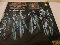 BEST OF THE MAMAS & THE PAPAS ~ MONDAY MONDAY LP ~ VINYL EXCELLENT ~ SPR90025