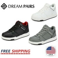 DREAM PAIRS Boys Girls Kids Sneakers Junior Casual Lace Up Sporty  Shoes Youth