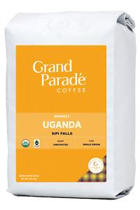 Fresh Green Coffee Beans, 5 lbs Organic Uganda Blue Mountain, Bourbon Unroasted