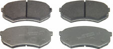 Wagner MX258  ThermoQuiet Semi-Metallic Disc Brake Pads - Free Priority Shipping