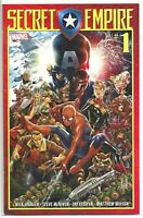 Secret Empire #1 (2017) Regular Edition Cover Marvel Comics NM