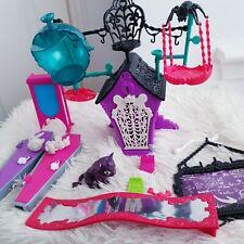 Casa De Muñecas Monster High Accesorios Y Figuras secreto Enredadera corrían ataúd.