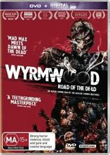 Wyrmwood - Road of the Dead (DVD, 2015) Aussie zombie film