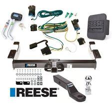 "Reese Trailer Hitch For 03-17 Express Savana 1500 2500 3500 Wiring 2"" Ball Lock"