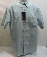 ROUNDTREE & YORKE TRAVEL SMART SHORT SLEEVES SHIRTS SZ XLG *NEW* WITH TAG