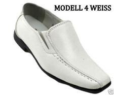 Chaussures blanches pour garçon de 2 à 16 ans pointure 25