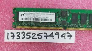 512MB PC DDR1 PC2700R  2700R DDR1-333MHZ 333 184PIN ECC-REG RDIMM   32X8 2RX8