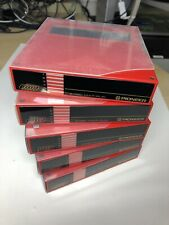 Lot of Five Pioneer Prw-1141 6-Disc Cd Changer Magazines Prw1141 - Red