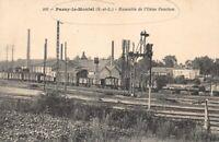 PARAY-le-MONIAL - ensemble de l'usine Fauchon