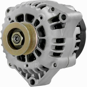 NEW HIGH 200AMP ALTERNATOR FOR CHEVROLET BLAZER S10 PICKUP GMC JIMMY SONOMA 4.3L
