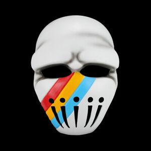 JoJo's Bizarre Adventure Resin Collection Mischief Halloween Mask Chains Cosplay