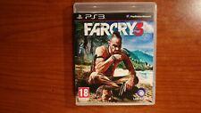 1970 Playstation 3 FarCry 3 Far Cry 3 PAL