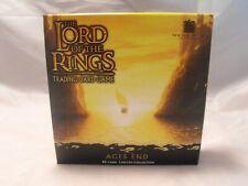 LORD OF THE RINGS TCG AGES END SEALED BOX