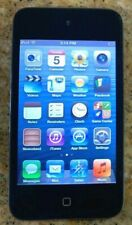 Apple iPod Touch 4th Generation Black, 2 Cameras (16 GB) Good condition