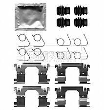 RENAULT KADJAR 1.2 Brake Pad Fitting Kit Front 2015 on H5F408 B&B Quality New