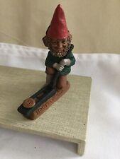 Hoister-R 1998~Tom Clark Gnome~Cairn Studio Item #5359~Ed #17~Gnomecar Pit Crew