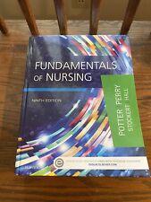 Fundamentals of Nursing Ninth Edition Potter Perry (Textbook)
