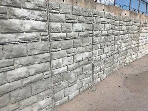 Concrete Blocks interlocking plain and deco