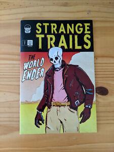 Lord Huron Strange Trails Comic Book - Rare