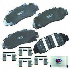 CARQUEST Brakes PXD503H Front Premium Ceramic Brake Pads