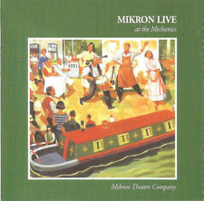 "MIKRON THEATRE COMPANY-""Live At The Mechanics""- Musical/Stage-Yorkshire-NEW CD"