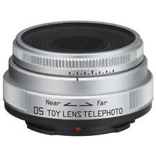Pentax Q 05 Telephoto 18mm F8 Lens - BRAND NEW RETAIL BOXED STOCK