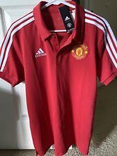 Adidas Manchester United Polo 20-21 Medium