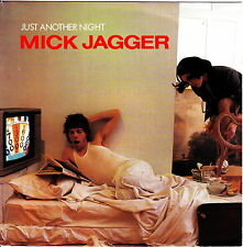 "MICK JAGGER : Just Another Night 7"" CBS A 4722 ROLLING STONES"