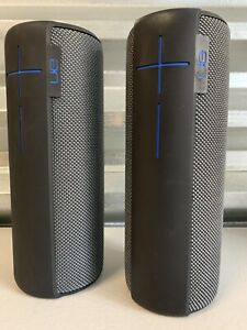 1 Set of 2 speakers - Megaboom 1 UE Speakers