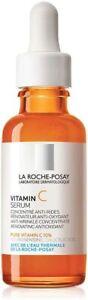 La Roche-Posay Pure Vitamin C 10 ANTI-WRINKLE ANTI-OXIDANT RENOVATING Serum 30ml