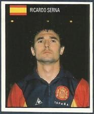 ORBIS 1990 WORLD CUP COLLECTION-#161-SPAIN-RICARDO SERNA